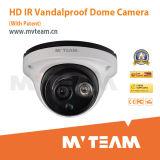 Vandalproof kabeltelevisie van Dome Camera met Unique Patent (mvt-D61)