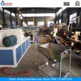 Machine en plastique en bois d'extrudeuse de profil de PE/PP pour le Decking/revêtement/la clôture extérieurs/guichet/plancher