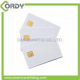 홀로그램 UV Cr80 크기를 가진 Jcop 은행 비자 신용 카드