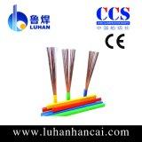 Fio de soldadura superior Er70s-6 do arco de argônio de Luhan com amostra livre