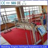 1000kg plate-forme suspendue par construction d'échafaudage de la longueur 1-10m