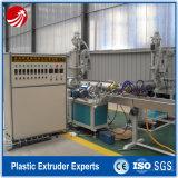 Chaîne de production ondulée de boyau de pipe de PVC de plastique