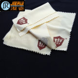 Cleaning Car를 위한 명확한 실크 Screen Printing Microfiber Cloth Car