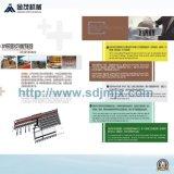 구획 기계 또는 유압 벽돌 만들기 기계