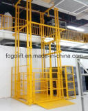 6m Electric Chain Vertical Freight Elevator