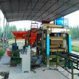 Qt4-15c hydraulischer Ziegelstein-Maschinen-Block, der Maschine im Sambia herstellt