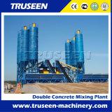 Planta de concreto grande 240m3 / H para construção em bloco Pronto Misturado Fábrica de betão