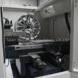 El corte del diamante del torno del CNC de la reparación de la rueda de 28 pulgadas restaura los bordes Awr28h-PC