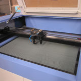 Máquina de gravura do laser 40W do CO2 do metalóide para a madeira e o mármore