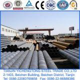 Tubo de acero del hexágono del carbón de la alta calidad