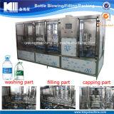 relleno del Aqua de la botella 3L~10L/embalaje/máquina de la fabricación