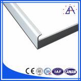 輝きの高い硬度のアルミニウム角度かアルミニウム角度(BR985)