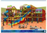 Оборудование спортивной площадки опирающийся на определённую тему малышей мира конфеты занятности Cheer крытое