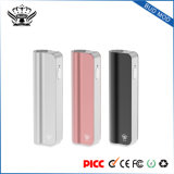 Black / Sliver personnalisé / Or rose 390mAh Box Mod Vape Battery
