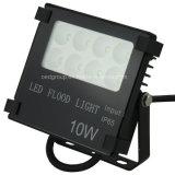 Luz de inundación al aire libre de Philips 3030SMD LED con IP65 y 3 años de garantía