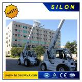 Chariot élévateur de Telehandler (4.0 tonnes de chariot élévateur télescopique, chargeur télescopique de roue 7M-10m)