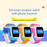 '' l'écran 1.0 coloré badine la montre de traqueur de GPS avec le bouton de SOS (Y5)