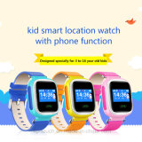 relógio múltiplo do perseguidor do GPS de 1.0 '' miúdos das línguas da tela colorida com tecla do SOS (Y5)