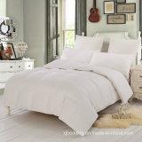 アヒルの羽毛布団の挿入白い寝具