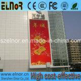 Panneau polychrome extérieur de l'Afficheur LED P8 de la publicité commerciale d'Elnor