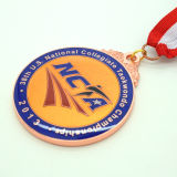 Medalla modificada para requisitos particulares con la cinta del traspaso térmico
