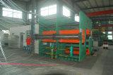 Puente de Soporte de caucho caliente plato de prensa / Prensa hidráulica de goma