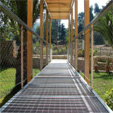 Flex malla verde de paneles enrejados