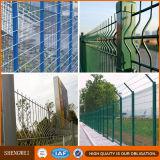 Malla de alambre de hierro de valla de seguridad