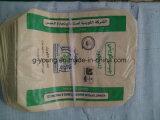 Saco de empacotamento PP do pó químico industrial do uso tecido/pó de lavagem