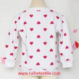 Maglione dei lavori o indumenti a maglia del Rotondo-Collo di disegno di modo