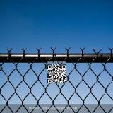 Frontière de sécurité de maillon de chaîne