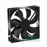 12V ventilateur imperméable à l'eau de C.C roulement à billes 12038 120mm 120X120X38mm