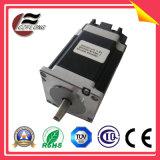 Motor de pasos de la nema 23 para la máquina del laser