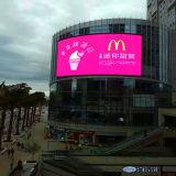 Panneau d'affichage LED extérieur P16 mm pour la publicité