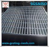 Grata stridente d'acciaio galvanizzata non trattata del metallo