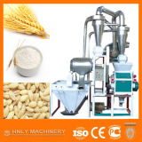 La smerigliatrice del frumento fissa il prezzo della vendita calda della macchina del laminatoio della farina di frumento nell'Egitto