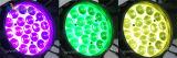 19X15W 4in1 RGBW 옥외 IP65 LED 급상승 동위