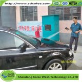 Máquina da limpeza do veículo da moeda do serviço do auto