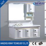 Moderner Entwurf an der Wand befestigter wasserdichter Belüftung-Badezimmer-Schrank