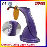 Lámpara de curado dental dental vendedora superior de los instrumentos LED
