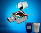 Componente da borracha RTV dois do vedador do silicone da finalidade do diodo emissor de luz