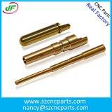 Части CNC, повернутый CNC точности разделяют части CNC подвергая механической обработке