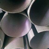 1 micron 5 micron tubo filtrante sinterizzato maglia del metallo dell'acciaio inossidabile dai 15 micron