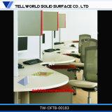 Bureau acrylique chaud de cadre commercial