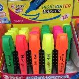 36PCS em uma pena do Highlighter da caixa, pena fluorescente Dh-503D