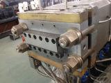 Tse75 Twin Screw Extrusion Machine Hot Die Head