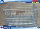 Alambre plegable / metal jaula del acoplamiento de muebles para el almacenamiento (SSW-F-006)