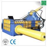 Machine hydraulique de presse de copeaux en métal