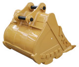 De Emmer Caterpiller Cat320d 2.0cbm van de Rots van het Graafwerktuig van Sf