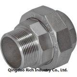 L'acciaio inossidabile 304 316 ha forgiato il tubo del gomito/il montaggio/pezzo fucinato d'acciaio forgiato/manicotto d'acciaio della parte/accoppiamento di pezzo fucinato